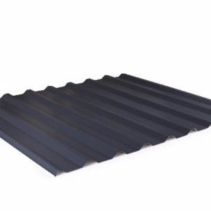 Trapezoidal sheet, anthracite